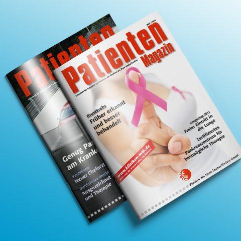 Kliniken Patientenmagazin