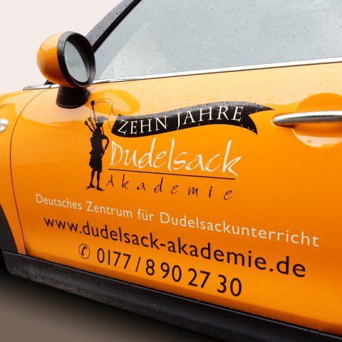 Dudelsack Akademie Jubiläum