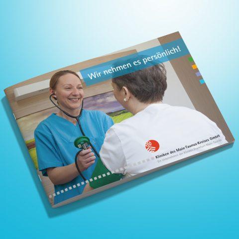 Kliniken Imagebroschüre